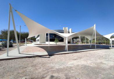 Completa la Velaría de la UPSZ en Juchipila