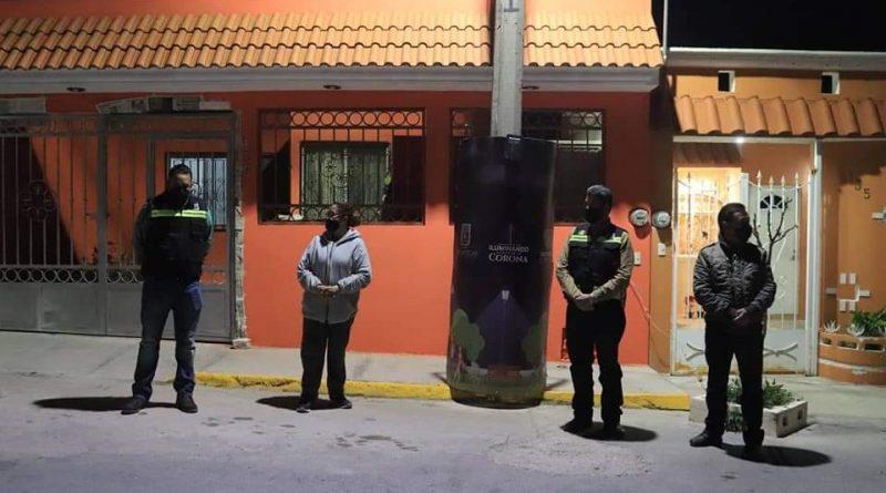 GENERAMOS ESPACIOS MÁS ILUMINADOS POR UN ZACATECAS SEGURO: ALCALDE ULISES MEJÍA HARO
