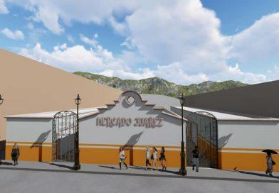 80 Por Ciento De Avance En La Construcción Del Mercado Juárez de Tabasco